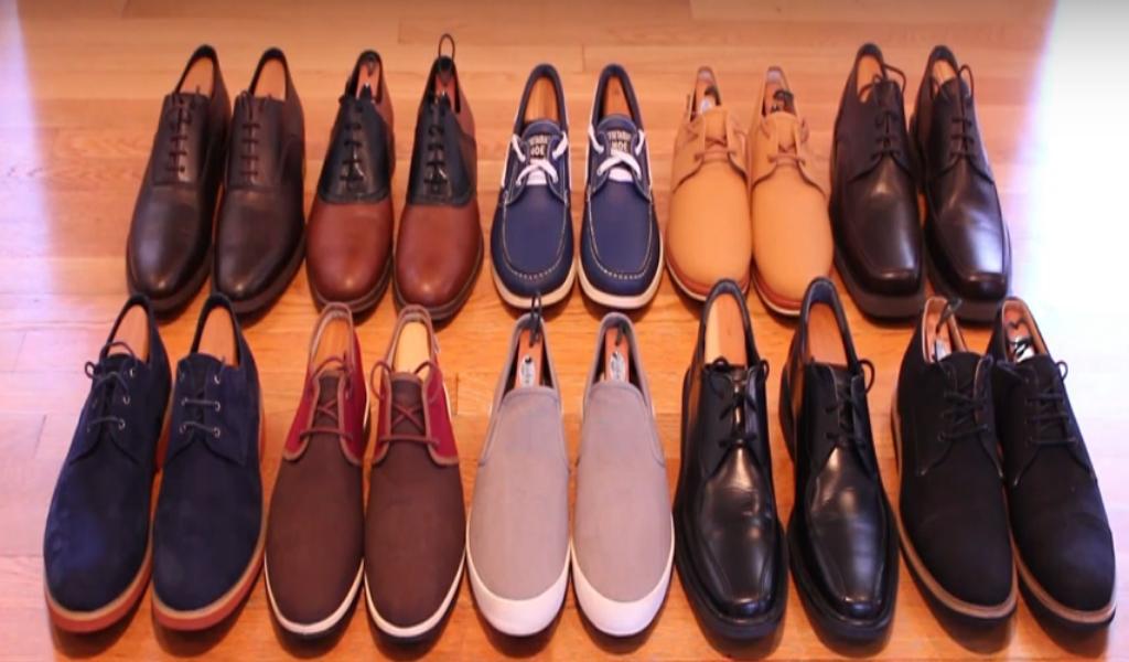 Zapatos ecológicos para hombre (moda vegana)